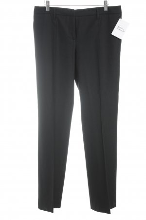 Prada Pantalon à pinces noir style d'affaires