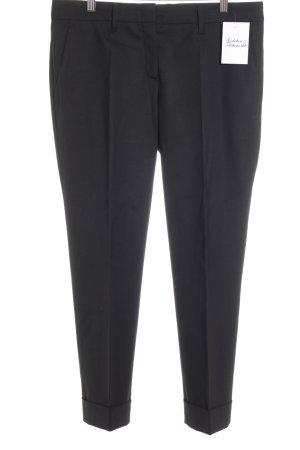 Prada Pleated Trousers black business style