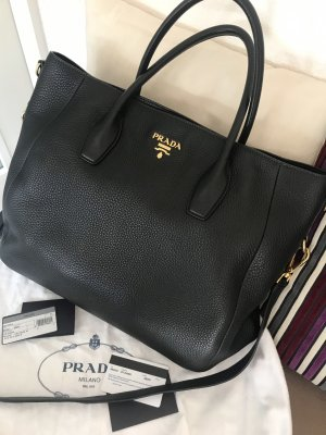 Prada Shopper black