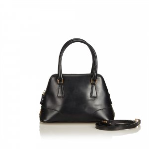 Prada Calf Leather Satchel