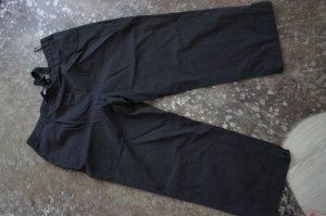 PRADA Caprihose Hose 3/4 Größe 42 it 46 schwarz