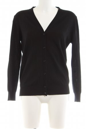 Prada Cardigan black casual look