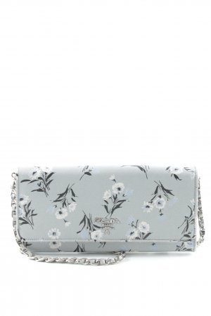 Prada Pochette motif floral style classique