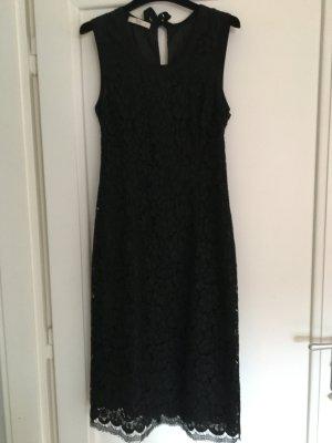 Prada Kanten jurk zwart