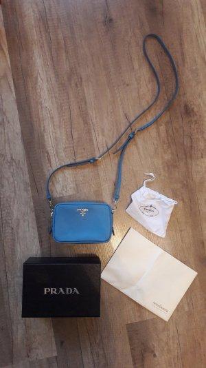 Prada Contenitore Tracolla Mare Saffiano Minibag Mini Tasche