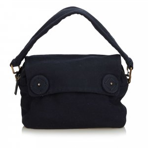 Prada Cotton Handbag