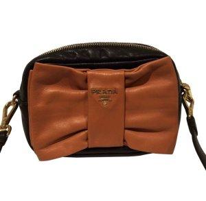 Prada Crossbody Tasche mit Schleife