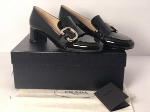 Prada Damen Pumps Lackleder NEU Gr-38