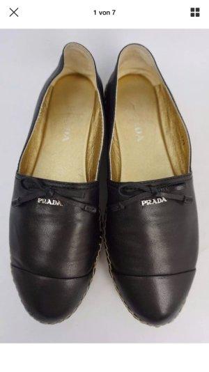 Prada Espadrilles 39,5 Black