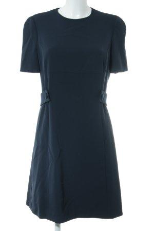 Prada Etuikleid blau Business-Look