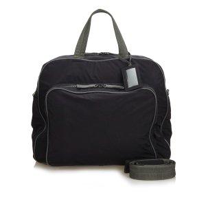 Prada Fabric Duffle Bag