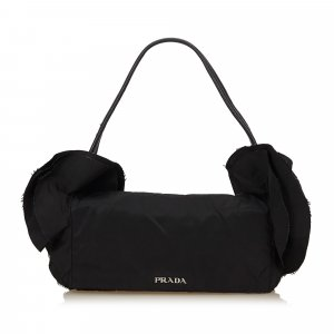 Prada Handbag black nylon