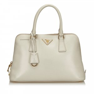 Prada Galleria Leather Satchel
