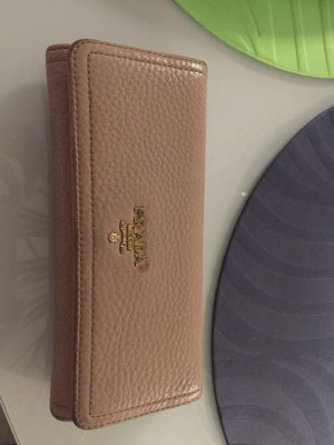 Prada Wallet beige-gold-colored