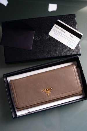 Prada Geldbörse Original Carpretto