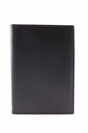 Prada Portafogli nero stile semplice