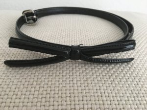 PRADA Gürtel mit Schleife, schwarz, Gr. 75 ♥ original ♥