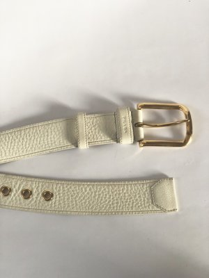 Prada Leather Belt multicolored