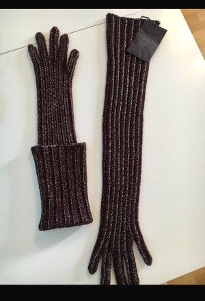 Prada Handschuhe mit Etikett
