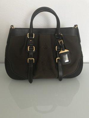 PRADA Handtasche braun