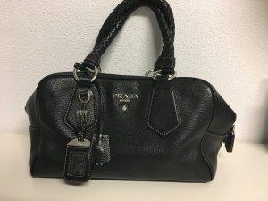 Prada Handtasche Saffiano schwarz