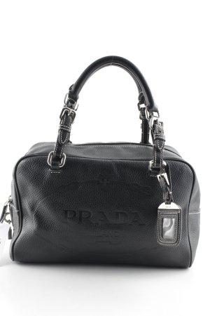 Prada Handtasche schwarz Street-Fashion-Look