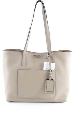 "Prada Handtasche ""Shopping Bag City Calf Cammeo "" nude"