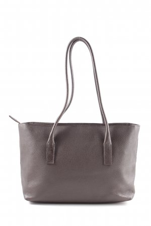 Prada Henkeltasche braun Business-Look