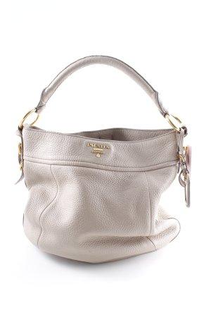 Prada Carry Bag beige classic style