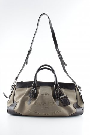 Prada Carry Bag flecked elegant