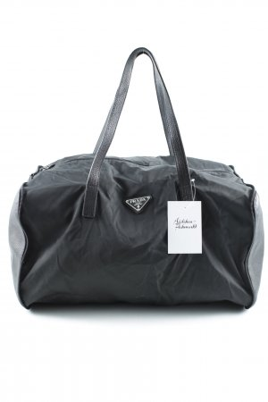 Prada Carry Bag black casual look