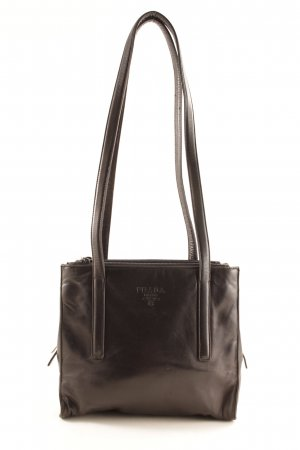 Prada Carry Bag black elegant