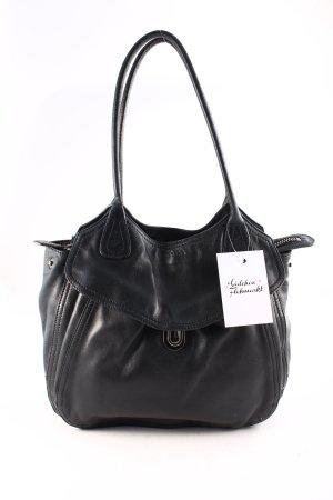 Prada Carry Bag black simple style