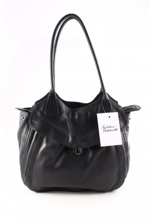 Prada Carry Bag black simple style