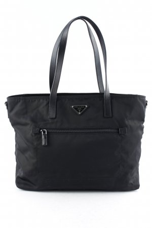 Prada Carry Bag black vintage look