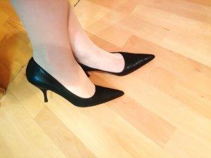 Prada High Heels Elegant Schwarz