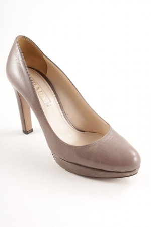 Prada High Heels grau Party-Look