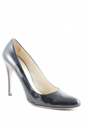 Prada High Heels schwarz Business-Look