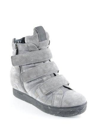 """Prada High Top Sneaker """"Acciaio"""""""