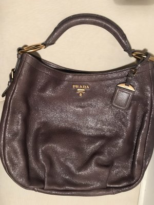 Prada Handbag multicolored leather