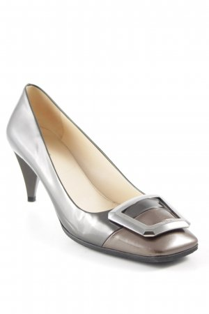 Prada High-Front Pumps multicolored elegant