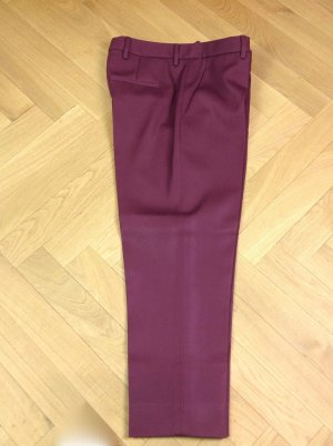 Prada Hose bordeaux Gr. IT 42 / D 38