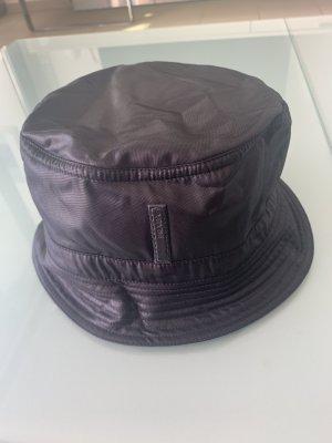 Prada Bucket Hat black nylon