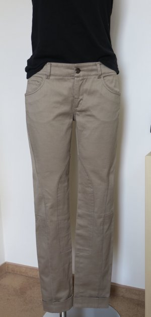 Prada Jodhpurs grey brown