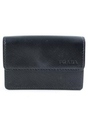 Prada Card Case black elegant