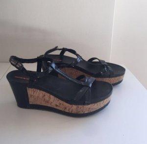 Prada Keilabsatz Sandaletten