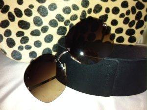 PRADA klassische Sonnenbrille in Dunkelbraun