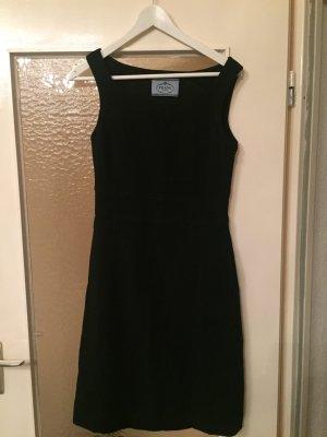 Prada Kleid Schwarz 36
