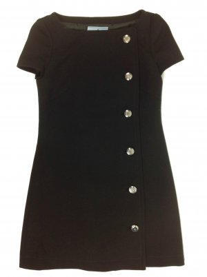 Prada Kleid schwarz Gr. IT 40