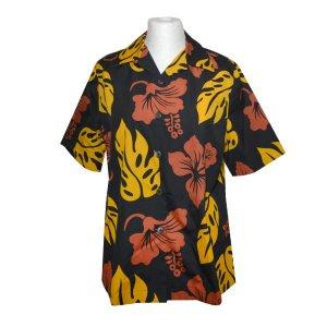 Prada Kurzarm Hawaii Retro Hemd